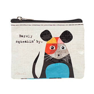 Coin Purse - Barely Squeakin' By