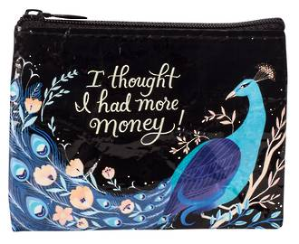 Blue Q Coin Purse -  Thought I Had More Money