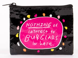 Coin Purse - Burglars