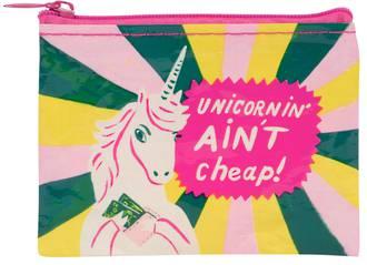Blue Q Coin Purse - Unicornin' Ain't Cheap