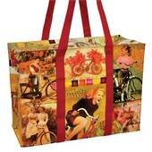 Shoulder Tote Bag - Bicycle