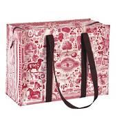 Shoulder Tote Bag - Letterpress