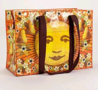 Shoulder Tote Bag - Sunshine