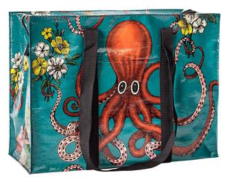 Shoulder Tote Bag - Octopus