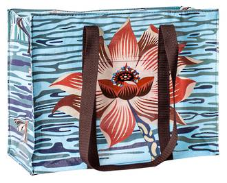 Shoulder Tote Bag - Lotus