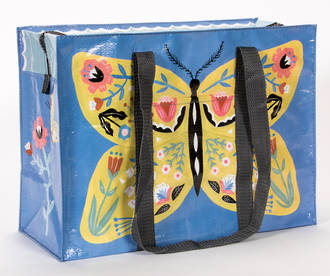 Shoulder Tote Bag - Butterfly