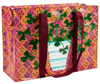 Shoulder Tote Bag - Pretty Plant