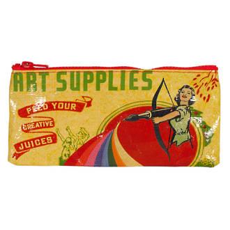 Pencil Case - Art Supplies