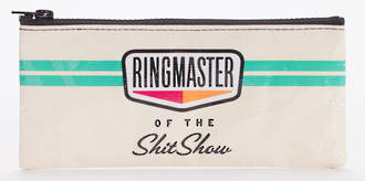 Pencil Case - Ringmaster of the Shitshow