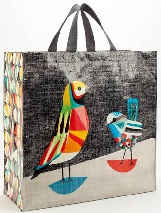 Blue Q Shopper - Pretty Bird
