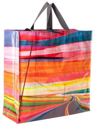 Blue Q Shopper - Sunset Highway