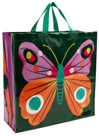 Blue Q Shopper - Big Butterfly