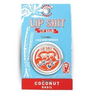 Lip Shit - Coconut Basil