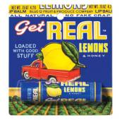 Get Real Lip Balm - Honey & Lemon