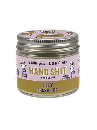 Hand Shit Hand Cream - Lily Fresh Tea