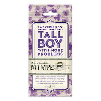 Crazy Beautiful Wet Wipes - Tall Boy