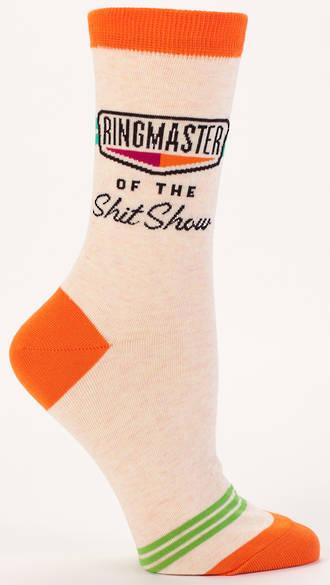 Blue Q Socks -  Ringmaster