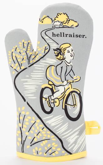 Oven Mitt - Hellraiser