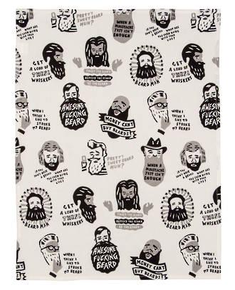 Dish Towels - Awesome Fucking Beard