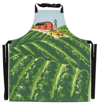 Apron - Weed Farm To Table