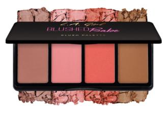 LA Girl Blush Palette - Blushed Babe