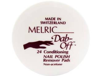 Melric Nail Polish Remover Pads