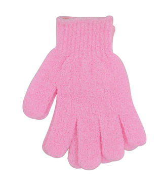 Exfoliating Bath Glove - Pink