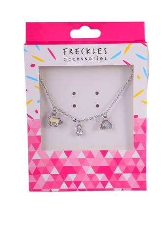 Boxed Unicorn Charm Bracelet