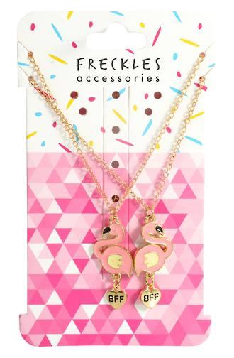 Flamingo BFF Necklace