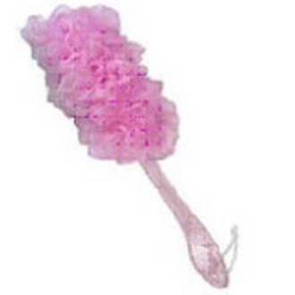 Acrylic L/H Mesh Sponge Pink
