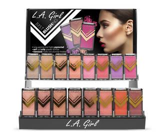 LA Girl Just Blushing Display - 192pcs