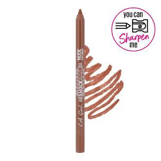 LA Girl Shockwave Nude Lipliner Pencil - Sand Storm