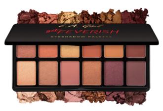 LA Girl Fanatic Eyeshadow Palette - Get Feverish