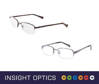 Insight Optics Men's Reading Glasses $29.95