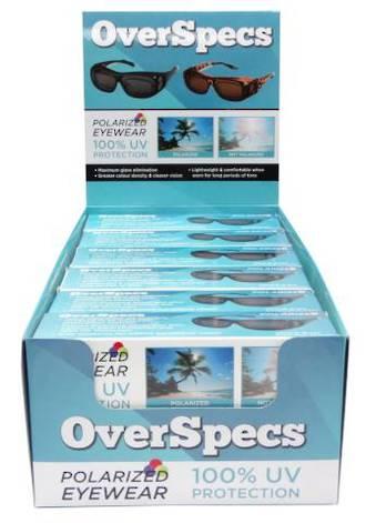 Over Specs Display - 12pcs