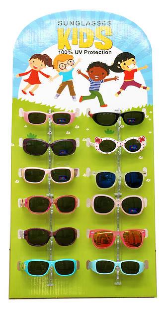 Aspect Kids Sunglass Stand - 12pcs