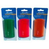 Plastic Lice Comb - Card Of 2
