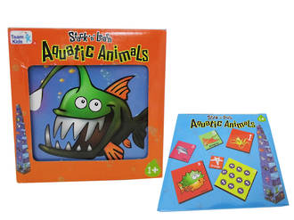 Aquatic Animal Stack and Learn Puzzle