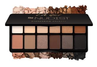 LA Girl Fanatic Eyeshadow Palette - The Nudist