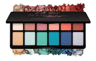 LA Girl Fanatic Eyeshadow Palette - Wanderlust