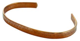 Copper Bracelet - Pattern 6mm