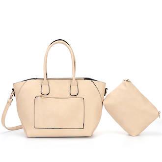 Hand Bag XB2137 - Tan