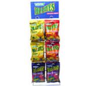 Vivil Hi-Lites Sugar Free Sweets  Display Stand - 36 Packs