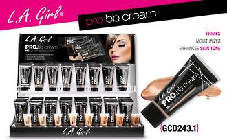 LA Girl Pro BB Cream Display - 96pcs