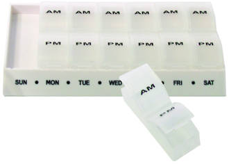 Medi Manager Pill Box AM/PM Weekly