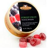 Simpkins Travel Sweets - Forrest Fruits