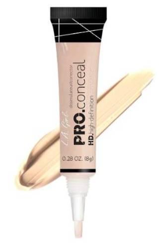 LA Girl Pro Concealer - Light Ivory
