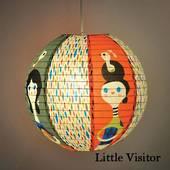 Paper Lantern - Little Visitor