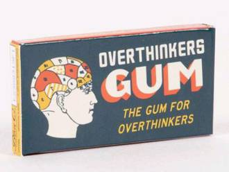 Chewing Gum (20pcs) - Overthinkers