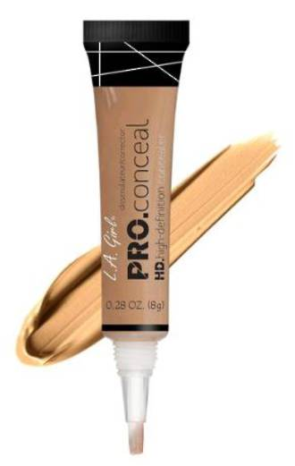 LA Girl Pro Concealer - Warm Honey